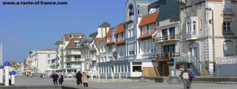 Wimereux  Northern France