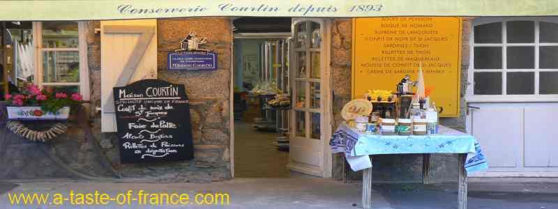 restaurant in Brittany