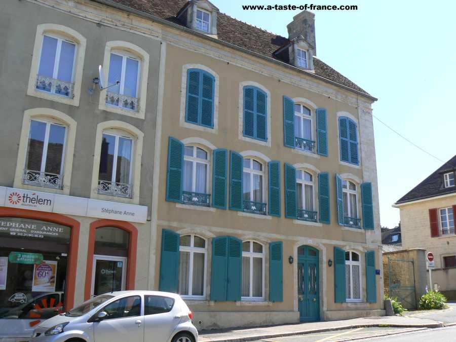 Falaise France
