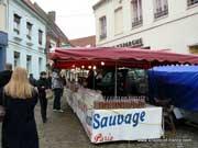 Ardres Christmas market