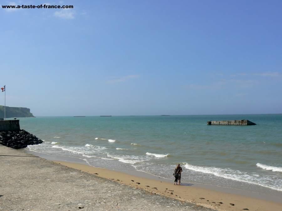 Arromanches les bains  France