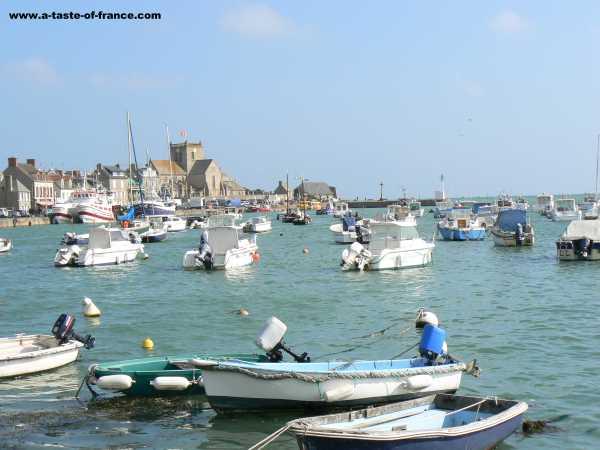 Barfleur Normandy France
