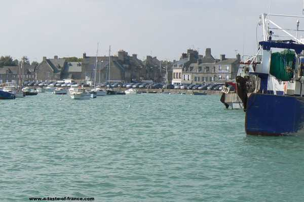 Barfleur Normandy France