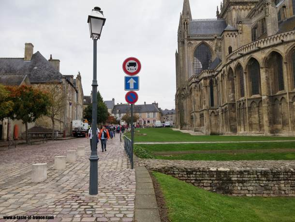 Bayeux Cathedral  Normandy