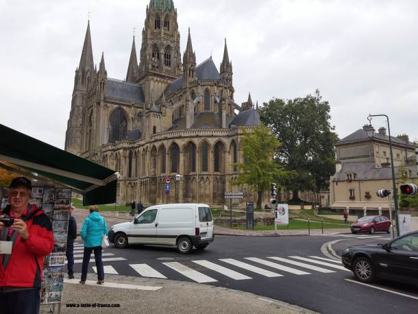 Bayeux Cathredral Normandy