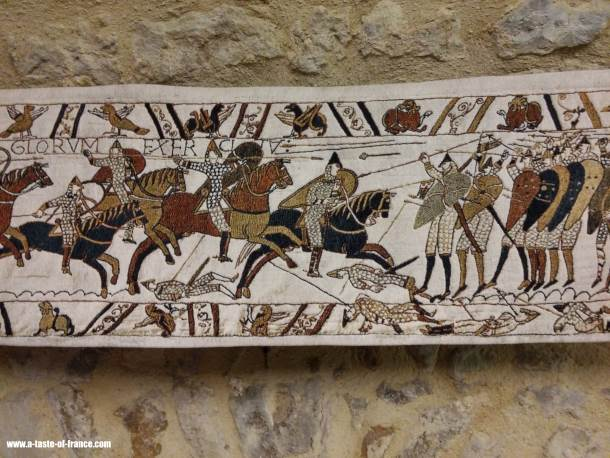 Bayeux Tapestry Normandy