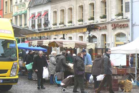 Boulogne market