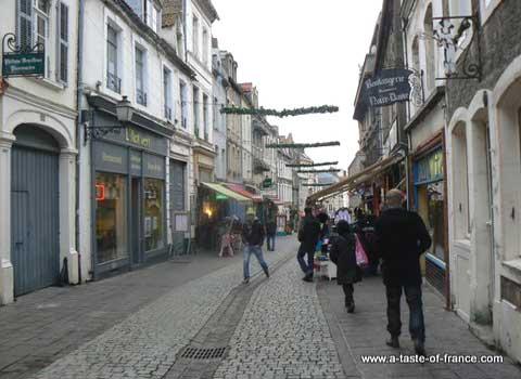 Boulogne  sur Mer picture