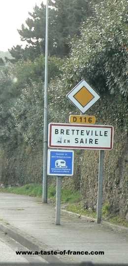 Bretteville en Saire Normandy France