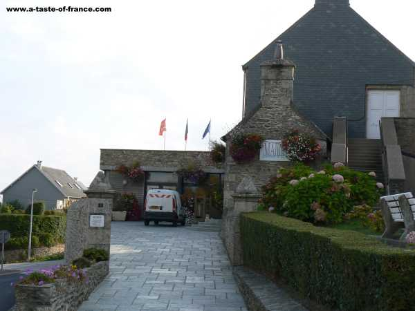 Bretteville en Saire Normandy France