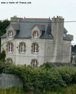 House in Brignogan picture