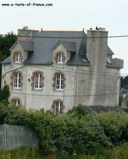 House in Brignogan picture