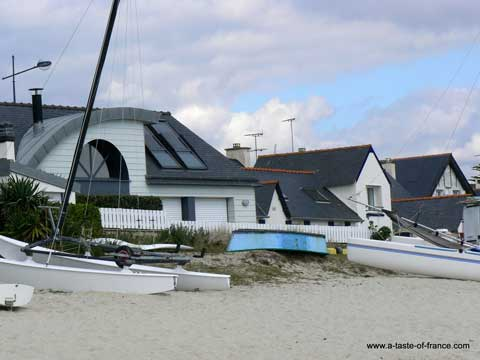 Cap-Coz beach house Brittany