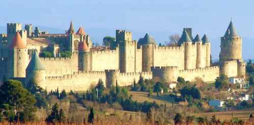 The Medieval City Of Carcassonne France Photos And Guide