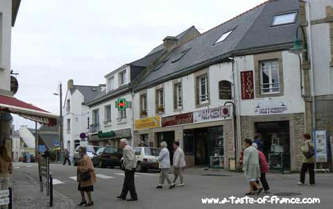 carnac photos and guide of the village in brittany. Black Bedroom Furniture Sets. Home Design Ideas