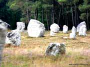 Carnac Stones Brittany