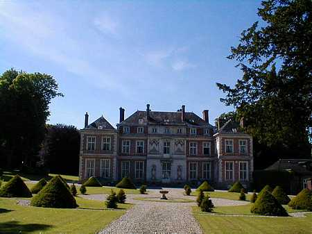 Chateau Brailly France