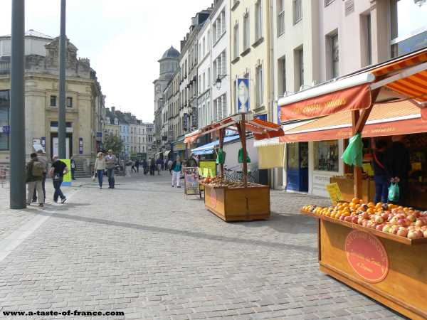 Cherbourg Normandy France