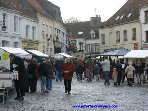 Christmas Markets Northern France