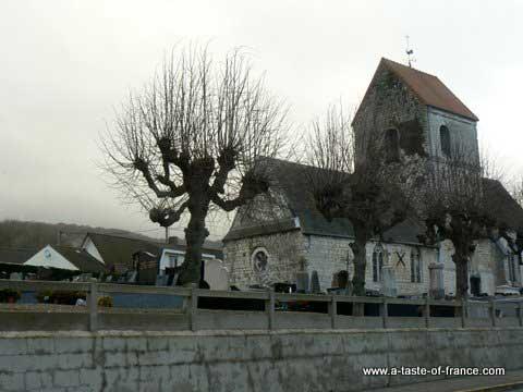 Clerques church