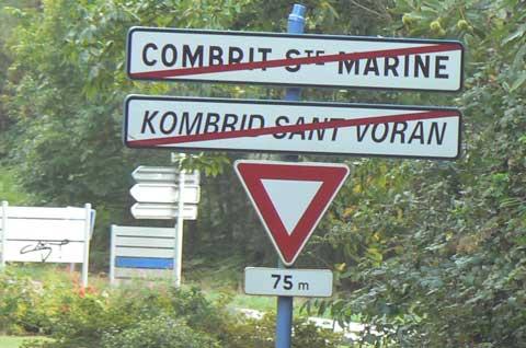Combrit Sainte Marine Brittany
