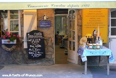Concarneau France