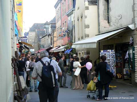Concarneau  Brittany