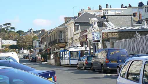 Shop in Dinard Brittany