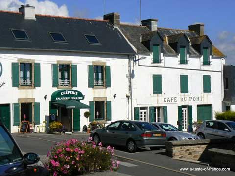 Doelan bar Brittany