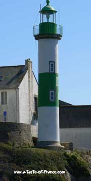 Doelan lighthouse