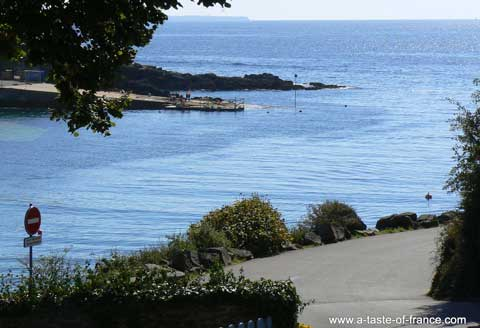 Doelan sea view Brittany