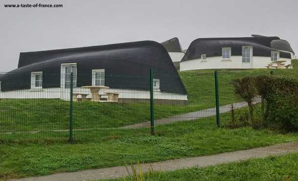 equihen plage boat houses picture 1