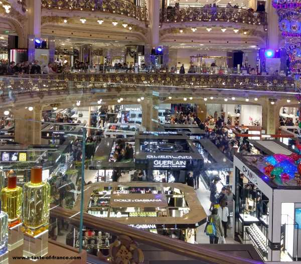 Galleries Lafayette Paris picture
