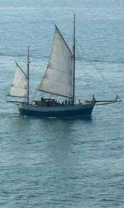 Granville fishing boat