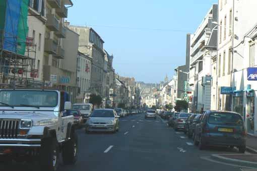 Granville street Normandy