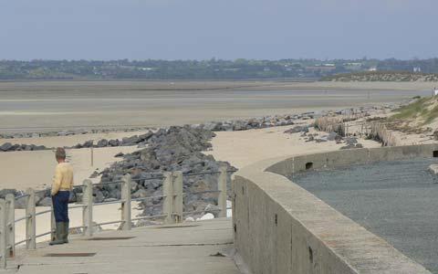 Hauteville sur Mer La Plage Manche Normandy