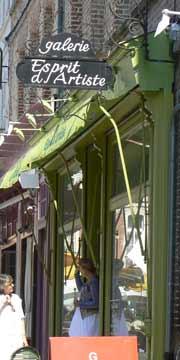 Honfleur shop