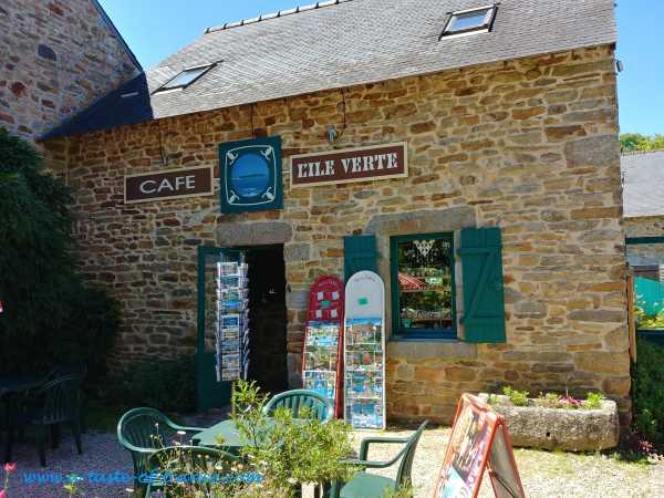 Kerascoet cafe Brittany