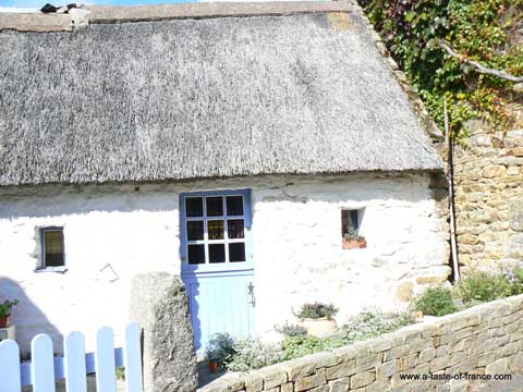 Kerascoet house Brittany