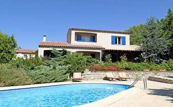 Luberon area house to rent