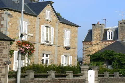 La Haye Pesnel Manche Normandy