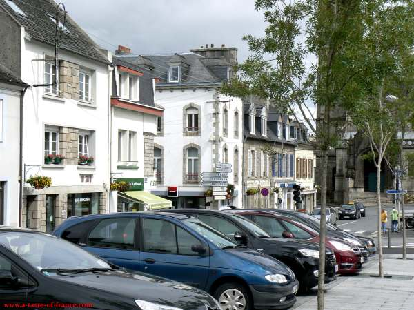 Landivisiau Brittany