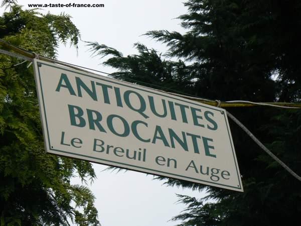 Le Breuil-en-auge  Normandy