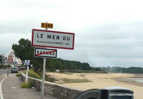 Le Men Du  Brittany