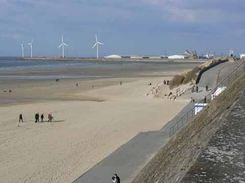Le Portel Plage beach