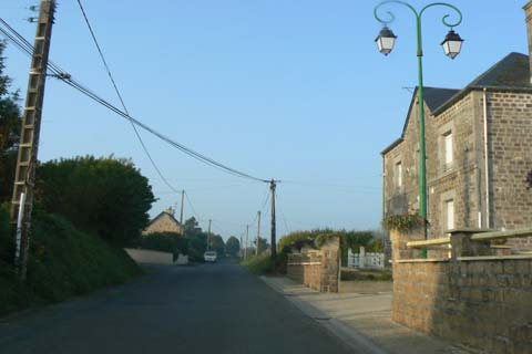 Le Tanu Manche  Normandy