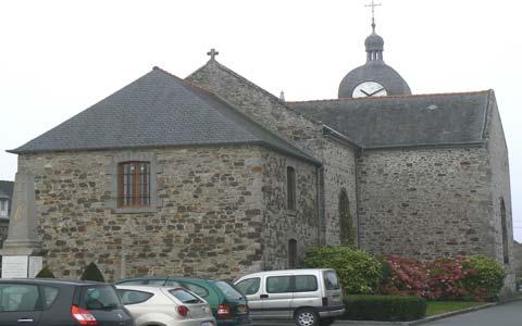 Le Vivier sur Mer Brittany