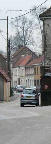 Village of Licques hem Valley