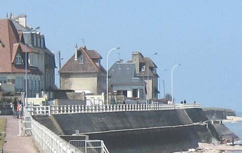 Lion sur mer Calvados  Normandy