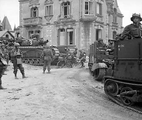 Lion sur mer War D Day Calvados  Normandy